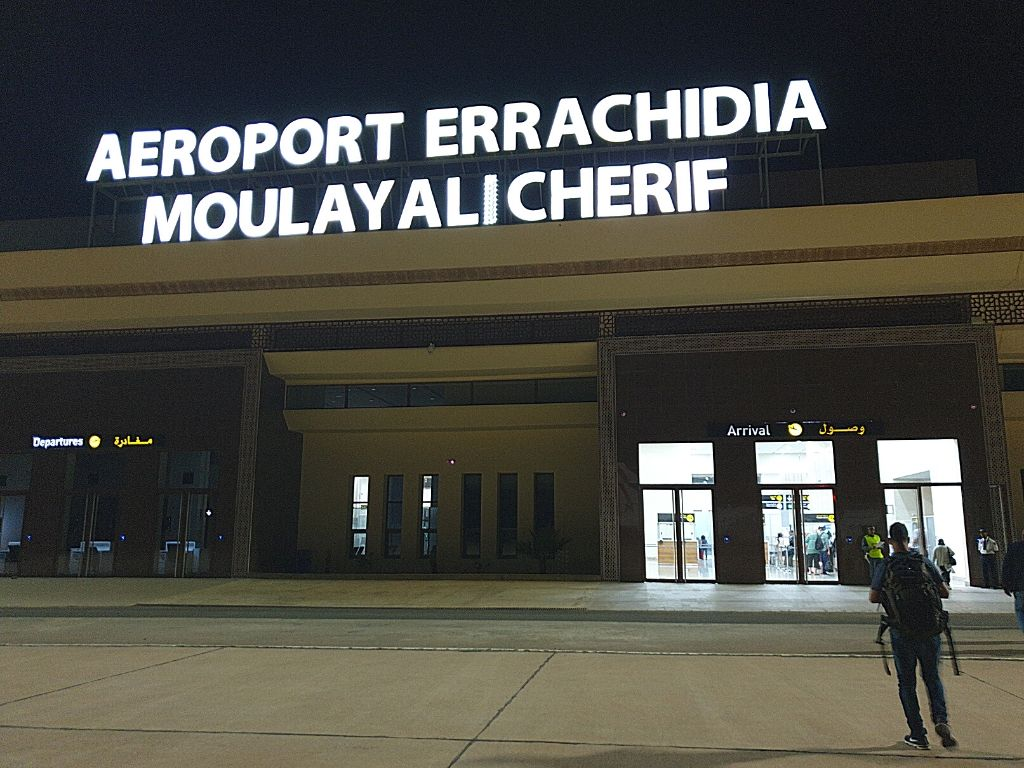 Errachidia Airport