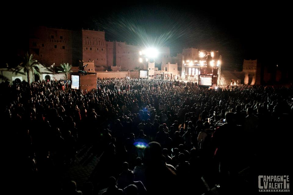 Festival Azalay in Ouarzazate