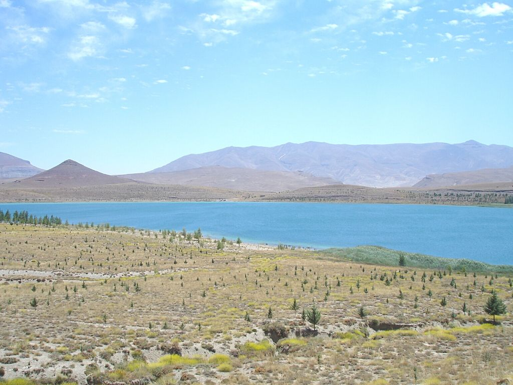 Tislit Lake